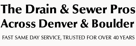 Drain Cleaning Denver