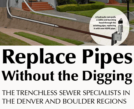 Trenchless Sewer Repair Denver